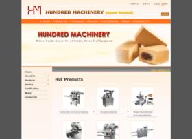 hmfoodmachinery.com