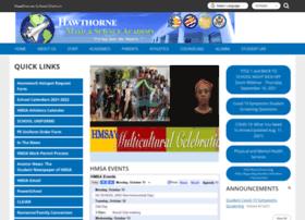 hmsa-hsd-ca.schoolloop.com