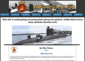 hmsresolution.org.uk