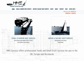 hmssurveys.co.uk