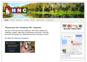 hncdrycleaner.com