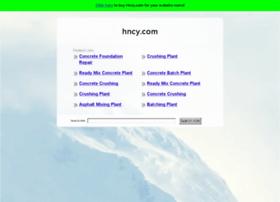 hncy.com