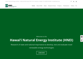hnei.hawaii.edu