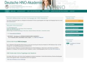 hno-akademie.de