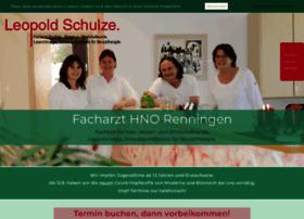 hno-schulze.de