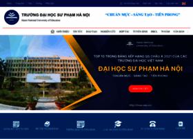 hnue.edu.vn