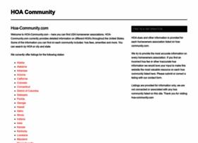 Hoa-community.com
