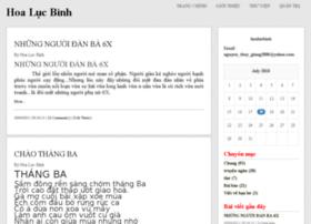 hoalucbinh.vnweblogs.com