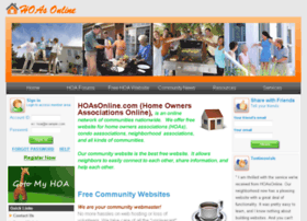 hoasonline.com