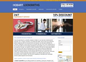 hobartlocksmiths.biz