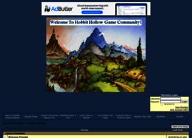 hobbithollowgamecommunity.activeboard.com