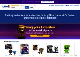 hobbydb.com