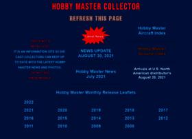 hobbymastercollector.com