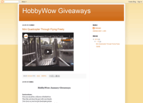 hobbywowgiveaways.blogspot.com