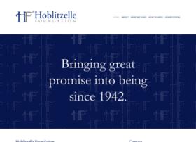 hoblitzelle.org