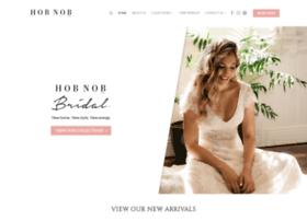 hobnobbridal.com.au