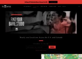 hoboken.barmethod.com