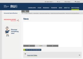 hochschulsport-bochum.de