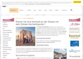 hochzeit-an-der-ostsee.de