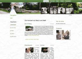 hochzeit-marco-steffi.de