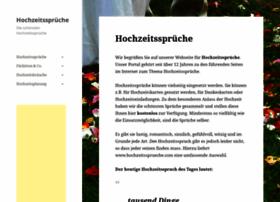 hochzeitssprueche.com