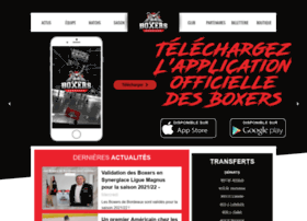hockey-boxers-de-bordeaux.fr