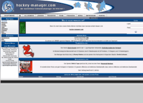hockey-manager.com