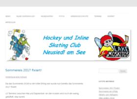 hockey-neusiedl.com