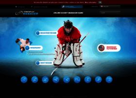 hockey.powerplaymanager.com