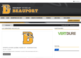 hockeybeauport.com