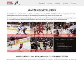 hockeybiljetter.se