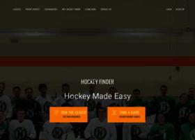 hockeyfinder.com