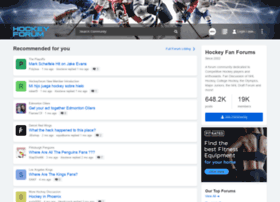 hockeyforum.com
