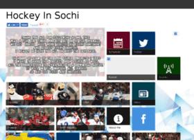 hockeyinsochi.com