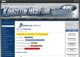 hockeykingston.com