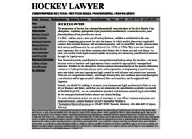 hockeylawyer.ca