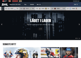 hockeyligan.se