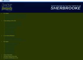 hockeysherbrooke.qc.ca