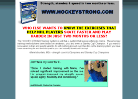 hockeystrong.com