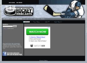hockeywebcasts.com