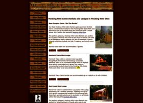 hockinghillscabins-lodges.com