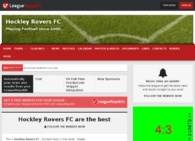 hockleyroversfc.leaguerepublic.com