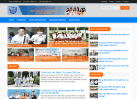 hoctrungcapmamnon.edu.vn