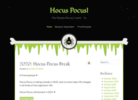 hocuspocussl.wordpress.com