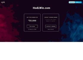 hodlwin.com