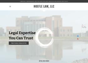 hoeflelaw.com