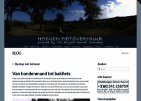 hoegen-fietsverhuur.nl