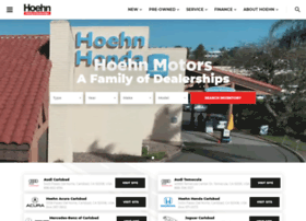 hoehnmotors.com