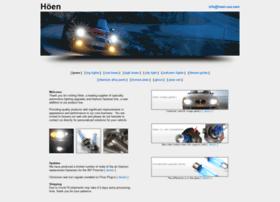 hoen-usa.com