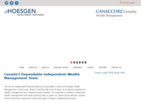 hoesgen.com